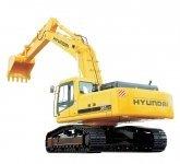 Экскаваторы HYUNDAI R210LC-7, R250LC-7, R290LC-7, R320LC-7, R360LC-7, R450LC-7, R500LC-7