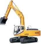 Запасные части для экскаваторов KATO HD512-3, HD820-3, HD1023-3, HD1430-3, HD2045-3
