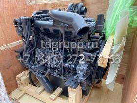 DL11-MBE00-RM Двигатель Doosan DE12TIS