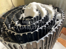 200106-00022 Гусеница в сборе (48L, 600 мм) Doosan DX340LCA