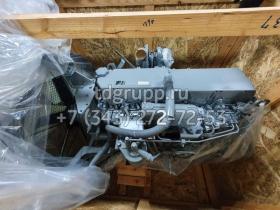 Двигатель Isuzu 6HK1-XQA03 Hitachi ZX330-5G