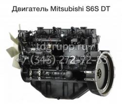 11N5-00010 Двигатель в сборе Mitsubishi S6S-DT