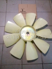 11NB-00041 Крыльчатка вентилятора Hyundai R520LC-9S