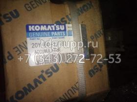 20Y-60-11431 Аккумулятор бульдозера Komatsu D375A-6