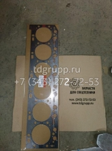Прокладка головки блока цилиндров (ГБЦ) Cummins QSL 3967059