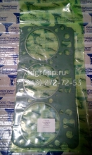 400603-00111 Прокладка ГБЦ задняя Doosan DE12Tis