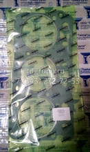 400603-00110 Прокладка ГБЦ передняя Doosan  S420LC-V
