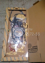 6745-K2-1100 Набор прокладок (нижний) Komatsu SAA6D114E-3