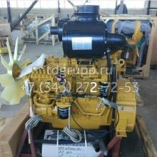SC9D220G2B1 Двигатель в сборе Shanghai