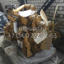 WD615G.220 Двигатель в сборе Weichai