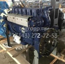 WP10.340 Двигатель в сборе Weichai