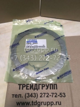 XKAH-00401 Диск фрикционный Hyundai R250LC-7A