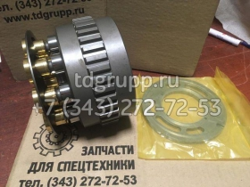 Качающий узел в сборе Hyundai R210LC-7A XKAY-00452
