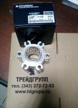 YUBP-11138 Муфта крыльчатки вентилятора Hyundai R520LC-9S
