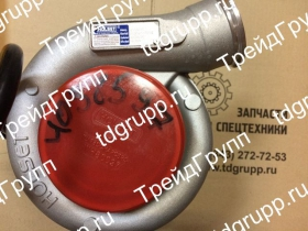 4038597 Турбокомпрессор Hyundai R290LC-7A