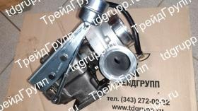 4039140 Турбокомпрессор Hyundai R360LC-7A