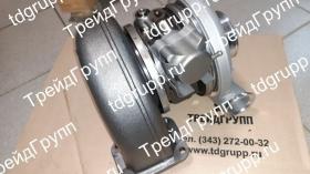 4046943 турбокомпрессор Iveco Cursor 10