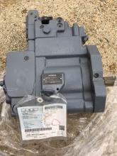4633474 гидронасос привода вентилятора HITACHI ZX450, 650, 850