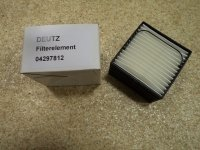 04297812 фильтр Deutz