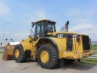 109-6532 насос рулевого управления погрузчика Caterpillar 980G