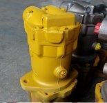 129-2413/ 74315RAA Гидромотор Caterpillar 980H