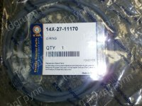 14X-27-11170 o-ring komatsu в наличии