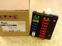 2510-1010 блок предохранителей Solar 420LC-V, S340