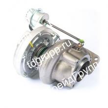2674A843 Турбокомпрессор (turbocharger) Perkins