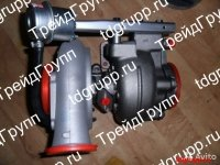 2839193 Турбокомпрессор Hyundai HL770-9S