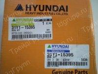 31Y1-15395 ремкомплект гидроцилиндра стрелы Hyundai R300LC-7
