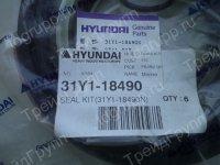 31Y1-18490 ремкомплект гидроцилиндра ковша Hyundai R360LC-7