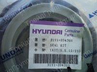 31Y1-20430 ремкомплект гидроцилиндра стрелы Hyundai R170w-7