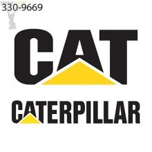 330-9669 3309669 Верхний палец стабилизатора для CAT 422F, 428F
