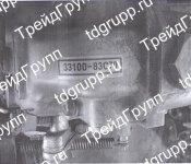 33100-83С70 Топливный насос (ТНВД) Hyundai R380LC-9S