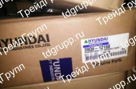 39Q6-12180 Водило в сборе (Carrier Assy) Hyundai R220LC-9A