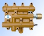 403700 клапан контроля операции КПП ZL40/50 SDLG, XCMG