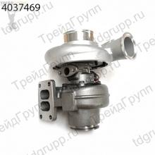 4037469 Турбокомпрессор (turbocharger) Hyundai HL740-7A