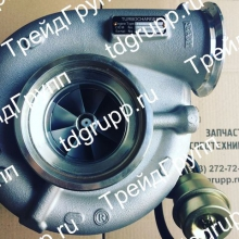 4955216 Турбокомпрессор (turbocharger) Cummins QSX15
