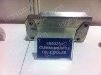 4990291 Теплообменник масляный для двигателя CUMMINS