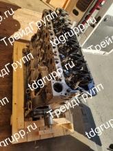 4990451 Блок цилиндров (cylinder block) Hyundai R210W-9