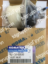 702-16-03530 Джойстик правый Komatsu PC300/400-8