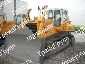 76090546 Каток опорный двубортный Liebherr PR734
