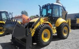 87749354  Трансмиссия КПП 4WD для New Holland B115B