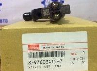 8976034152 форсунка ISUZU 6WG1 HITACHI ZX450-3