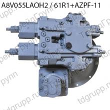 A11V0130LR3S10RNZG12K01+AZPFF Гидравлический насос Bosch Rexroth