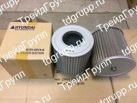 E131-0214 Фильтр гидравлический всасывающий Hyundai R320LC-7