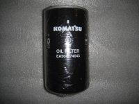 EA504074043 фильтр масляный Komatsu WB93R-5, WB93S-5, WB97S-5