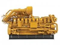 G3520C газовый двигатель Caterpillar