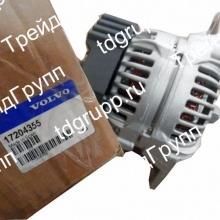VOE17204355 Генератор (Alternator) Volvo EC460