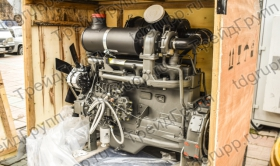 WP6G125E23 Двигатель в сборе Weichai